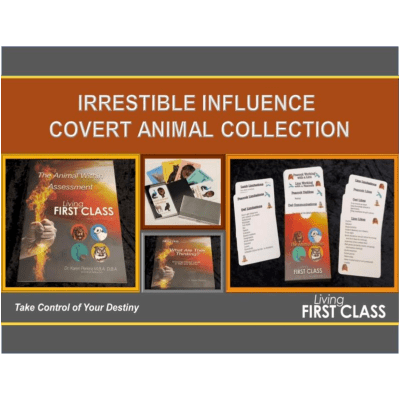 Irresistible Influence Convert Animal Collection