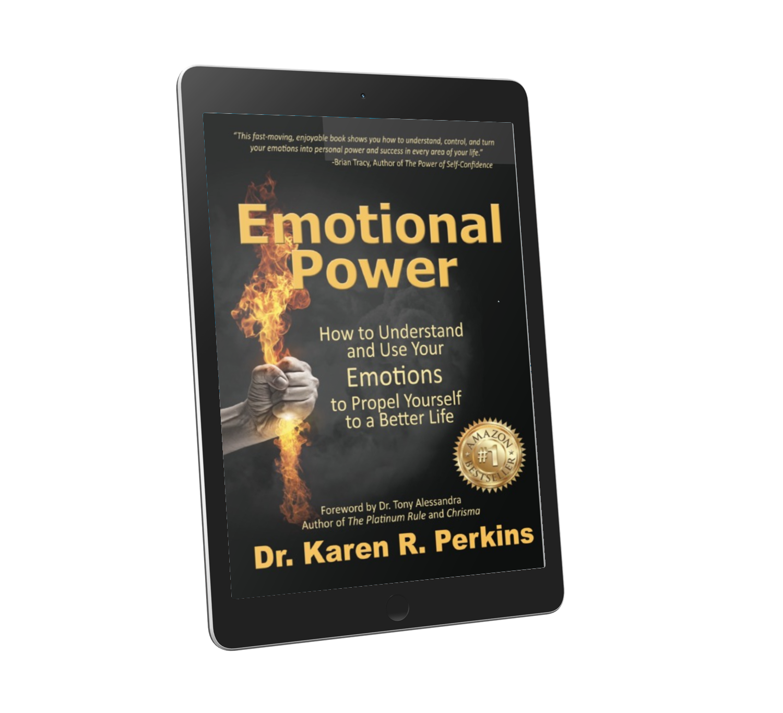 Emotional Power Dr karen Perkins Audio