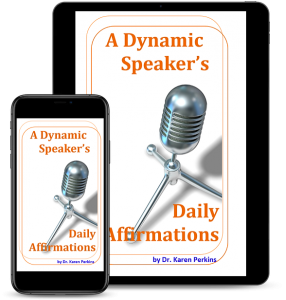 Speaker Affirmations Phone & Tablet
